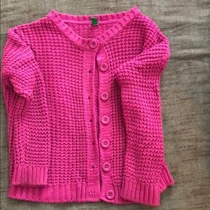 Adorable sweater for 3T girl